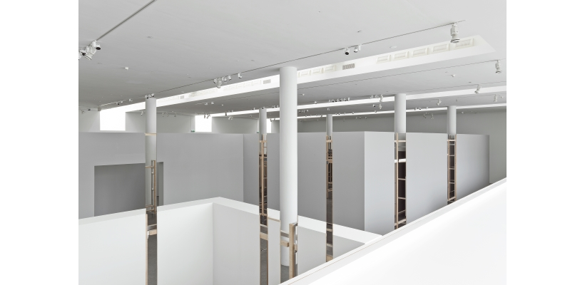 Anu Vahtra. Completion through removal. 2019. Foto: Anu Vahtra